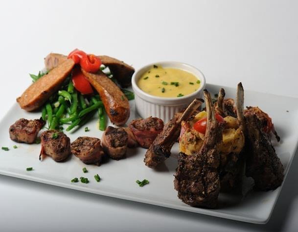 Delicious @ #Houston Avenue Bar & Grill!