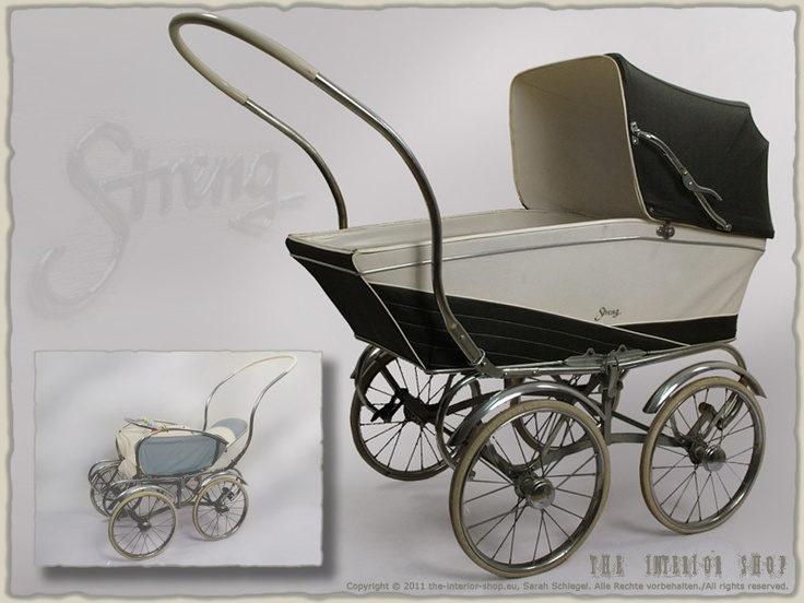 70 Best Images About New N Old Prams On Pinterest