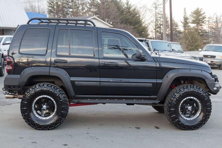 2005 Jeep Liberty Renegade 4x4 Black