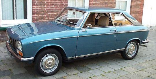 1972 Peugeot 304 Coupé
