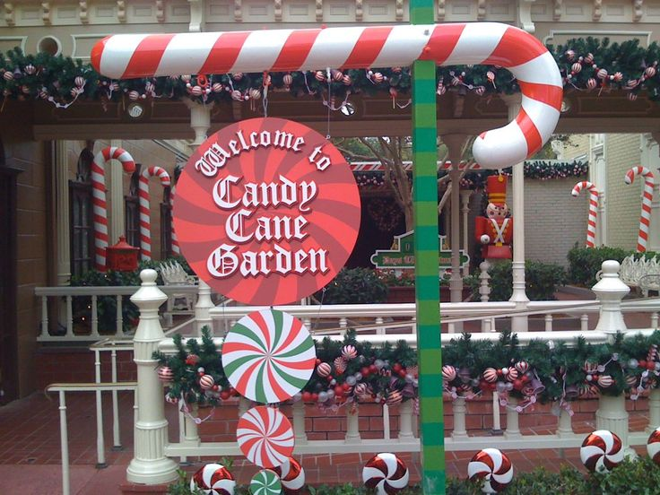 Outdoor Christmas Decorations Candy Canes 106 Best Christmas Party Images On Pinterest  Christmas Diy
