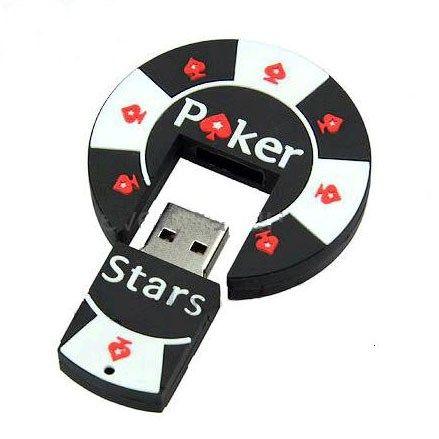 Poker tutkunu sevdikleriniz için alabileceğiniz harika bir usb.   http://www.buldumbuldum.com/hediye/poker_flash_drive_poker_bellek_/