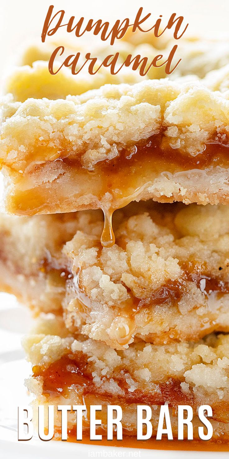 Sweet, soft, buttery, ooey-gooey deliciousness!