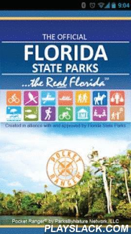 FL State Parks Guide  Android App - playslack.com ,  The Official Guide for Florida State Parks Pocket Ranger® app has gotten a total makeover! This FREE all-inclusive outdoor guide was created in a collaborative effort between Florida State Parks and ParksByNature Network®, and the next generation of the app is better than ever.Powered by Pocket Ranger® technology, the app gives outdoor enthusiasts an environmentally friendly way to enjoy the parks. It contains everything you need to plan a…
