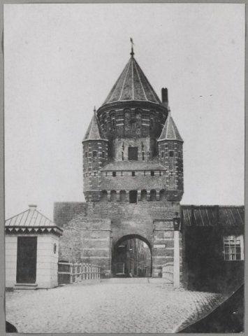 Haarlem, Kleine Houtpoort