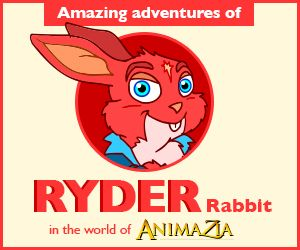 RyderRabbit.com Stories, Fun and Educational Videos for kids. Teach children about Environment. Part of the world of Animazia.com