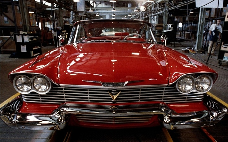 Christine - 1958 Plymouth Fury