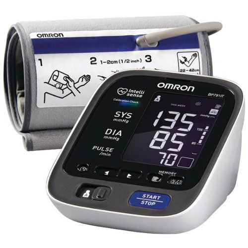 Omron Bp791it 10+ Series Upper Arm Blood Pressure Monitor -Home Appliances and Accessories / Home and Health Accessories at http://suliaszone.com/omron-bp791it-10-series-upper-arm-blood-pressure-monitor-home-appliances-and-accessories-home-and-health-accessories/