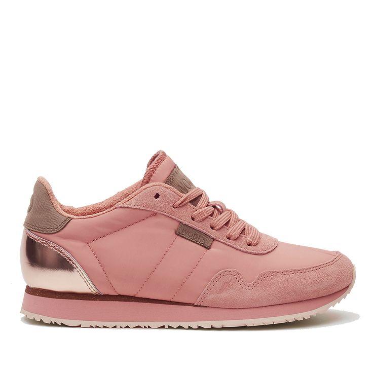 Woden Sneakers, Nora II, Rosa Perfekt julegaveønske