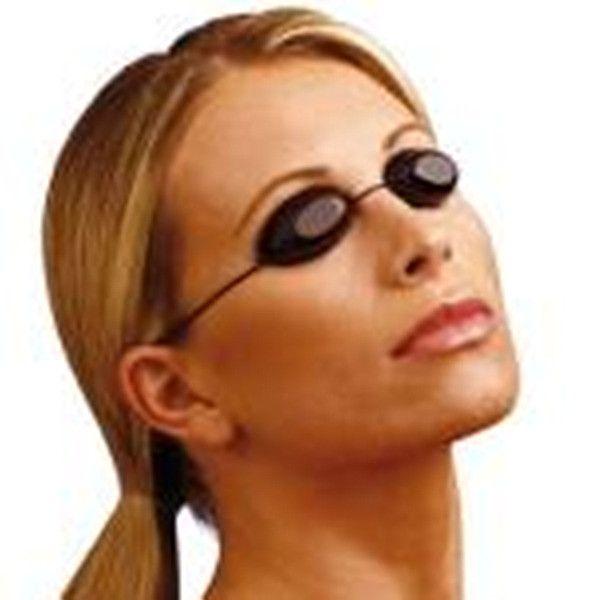 Flexible Uv Augenschutz Indoor & Outdoor Solarium Tanning Brille Strand Sonnenbaden Brillen Weich einstellbar