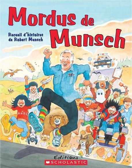 Sur YOUTUBE.... taper La bande à Munsch et vous y retrouverez plusieurs histoires de cet auteur présentées en film