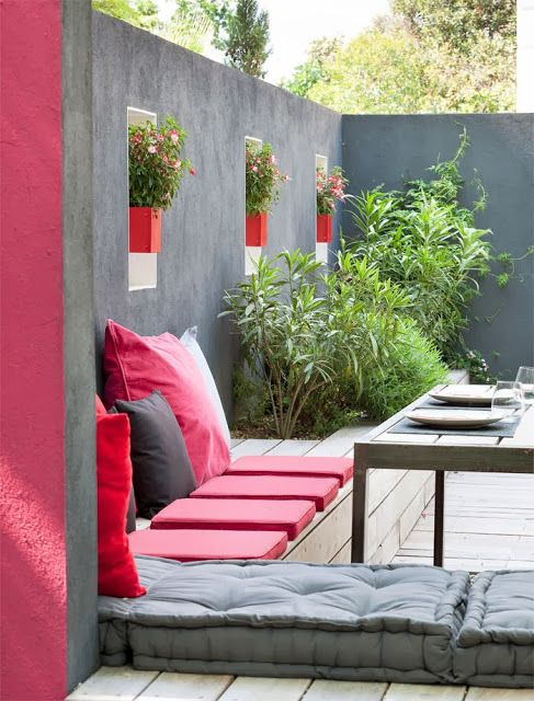 DECORATION OF FINDINGS - decorating blog: DECORATION TO RECEIVE 2014 WITH A PARTY IN BACKYARD!