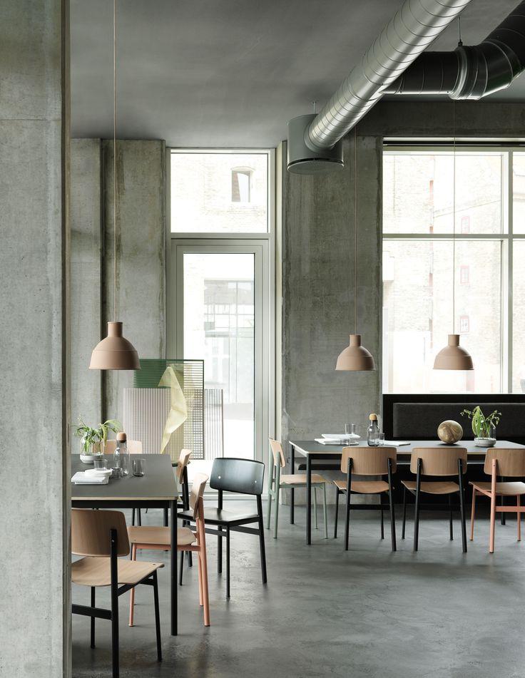 Industrial design inspiration featuring Muutou0027s Grain Lamp