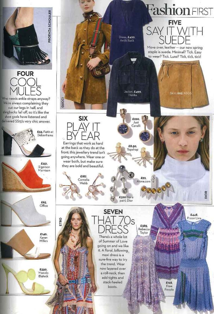 Nude Mules AS FEATURED IN MARIE CLAIRE