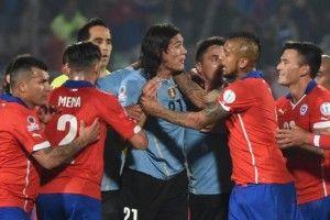 Uruguay vs Chile – En VIVO Eliminatorias 2018