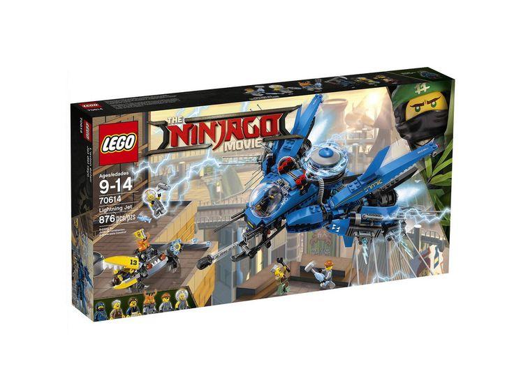 The LEGO Ninjago Movie: Alle Film-Sets in der Übersicht | zusammengebaut.com