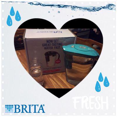 A little bit of everything : Brita Stream Rapids Review