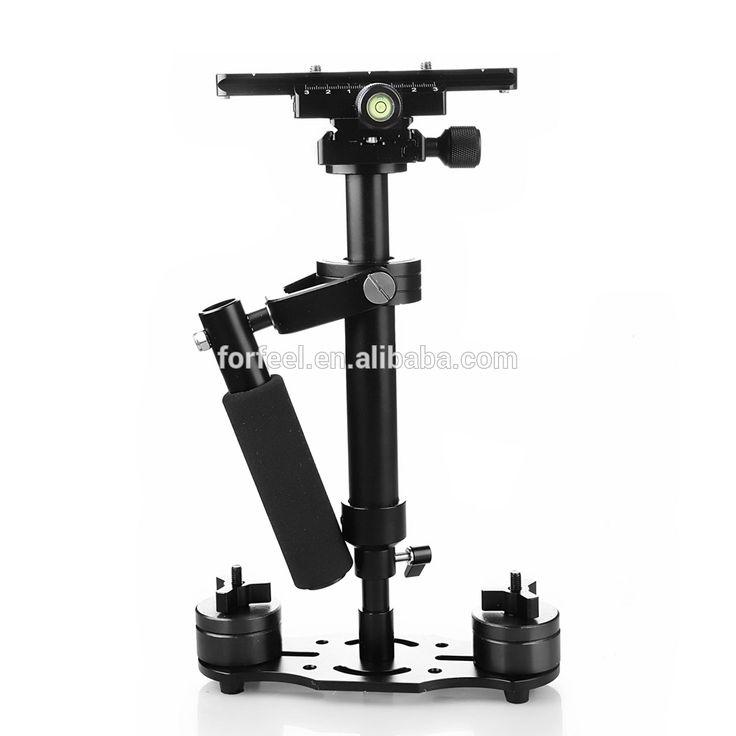 Forfeel S40 40 cm De Poche Stabilisateur Steadicam pour Caméscope Caméra Vidéo DV DSLRLR
