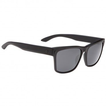 #Spy #Sunglasses The Haight #Matte Black Grey