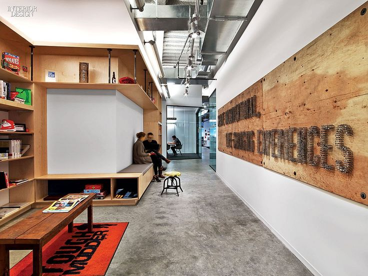 interior design office ideas. Tough As Nails: Mudder By M. Moser Associates Interior Design Office Ideas