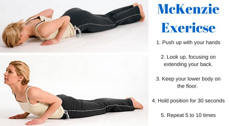 """McKenzie Exercises for Back Pain it will help to maintain your <a href=""""http://postureok.com/our-services/"""">good back posture</a>"""