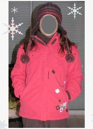 À vendre sur #vintedfrance ! http://www.vinted.fr/mode-enfants/vestes-et-manteaux/29253230-fille-10-ans-blouson-gants-masque-bonnet-valeur-neuf-114eu