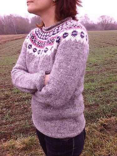 Ravelry: biene3108's my first lopi - Aftur
