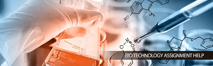 Biotechnology Assignment Writing Service