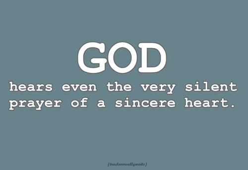 GODPower Of Prayer, Remember This, Sincerely Heart, Good Things, God Is, Quote, My Heart, God Hearing, Silent Prayer