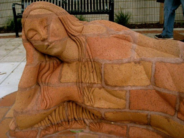 Best Brick Art Sculpture Images On Pinterest Brick Art Art - Artist uses drywall to create extraordinary sculptures