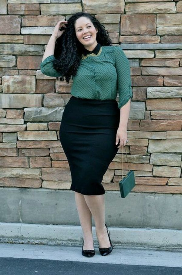 c4b65172525f6 40 Office Approved Outfits For Plus Size Women
