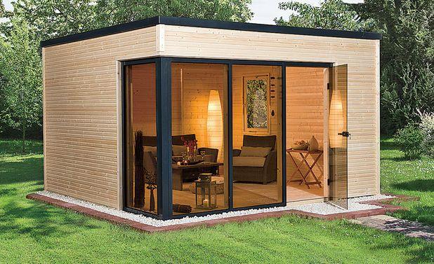 best 25 gartenhaus bausatz ideas on pinterest biertisch. Black Bedroom Furniture Sets. Home Design Ideas