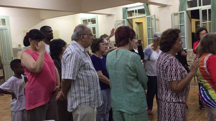 Célia Couto Teixeira: Homenagem da Renovação  Cristã Brasil. IMG_9374. 1...