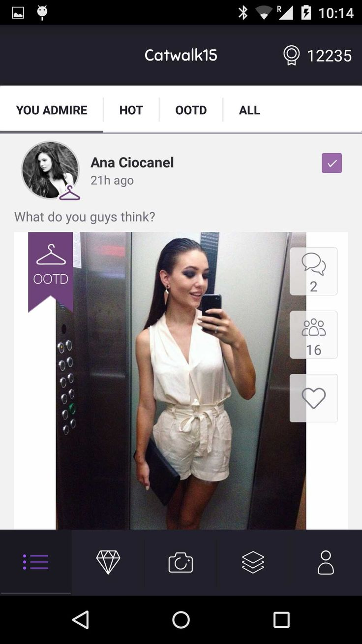 Fashionistas In Romania Obsessed With This Fashion App - Fashion Bloc News
