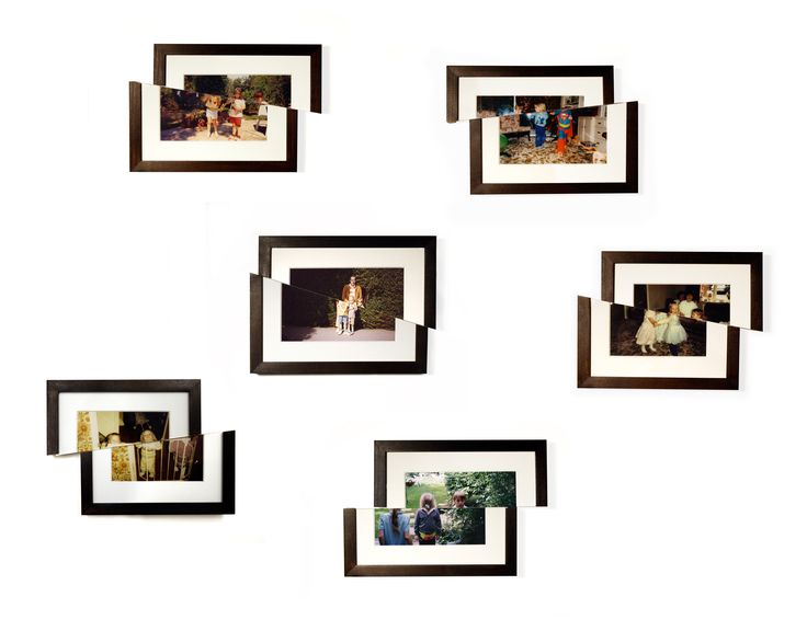 Jonny Briggs   Schisms   2011   Altered family photographs   20x15 cm   1/5