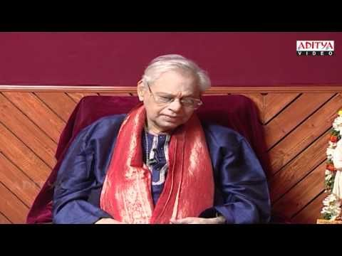 Indian classical music Lessons By Dr. Nookala China Sathyanarayana - part 1 - YouTube