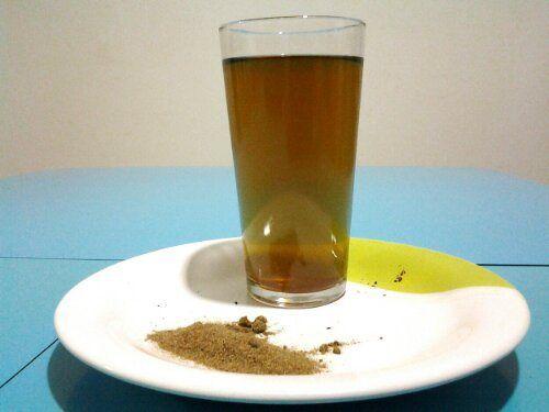 Chá de Stevia