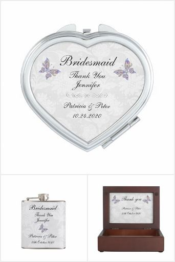 Bridesmaid's Gifts