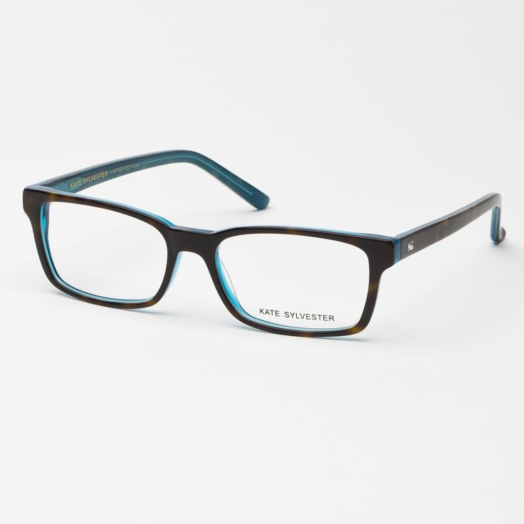 Eyewear - Kate Sylvester Opticals: Mary - Tort Blue