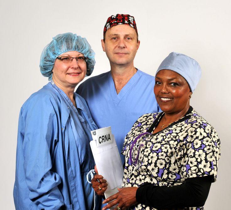 Nurse Anesthetist Programs