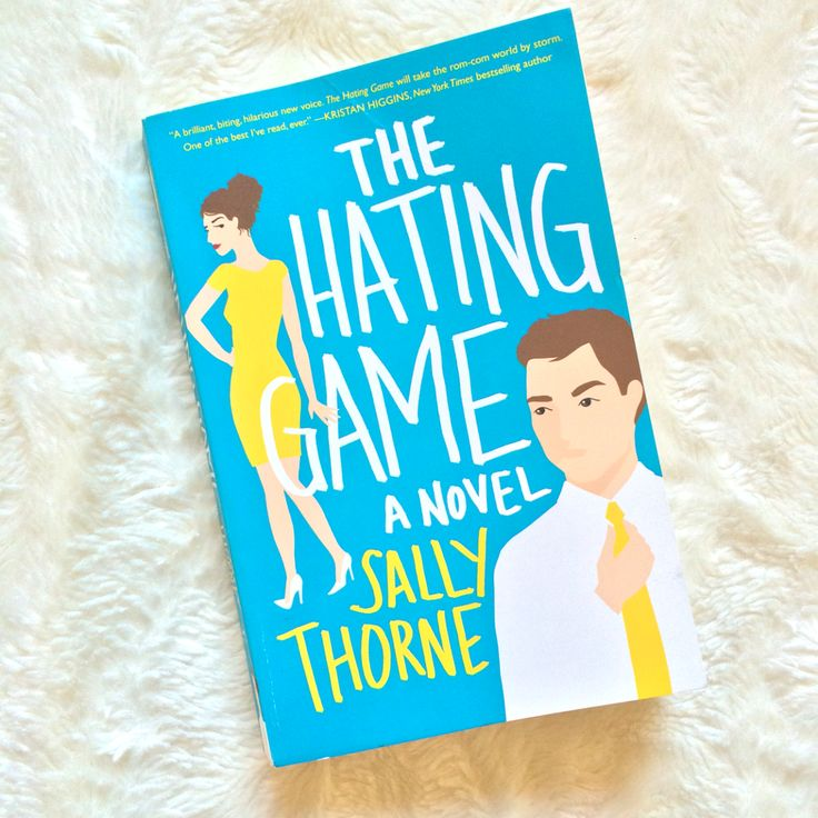 The Hating Game by Sally Thorne Genre: Contemporary Romance Rating: 5 of 5 stars THIS is how a romance novel should read. - A Simple Something