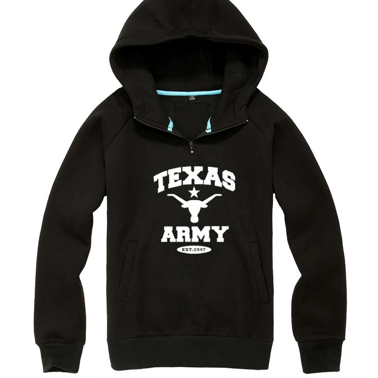 University of Texas American University thicken Hoodie hoody Sweatshirts Pullover For Men and Women  Souvenir uniform