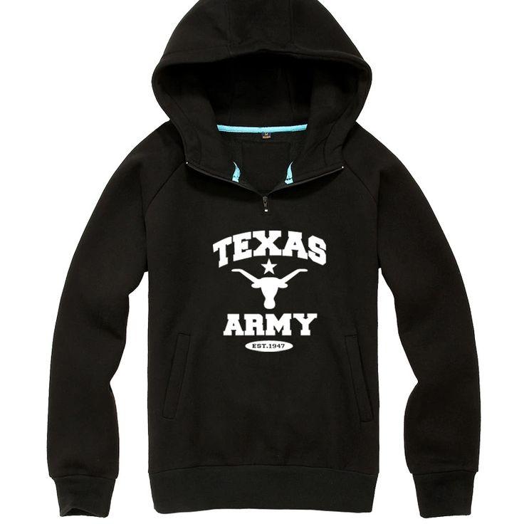 University of Texas American University thicken Hoodie hoody Sweatshirts Pullover For Men and Women  Souvenir uniform
