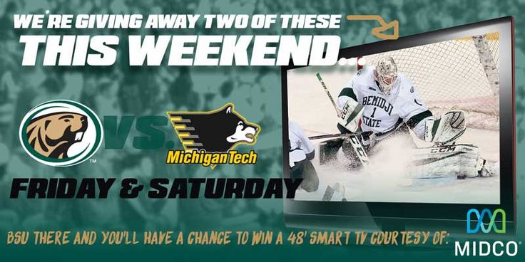 Who doesn't need a new 48' smart TV? Be at Sanford Center