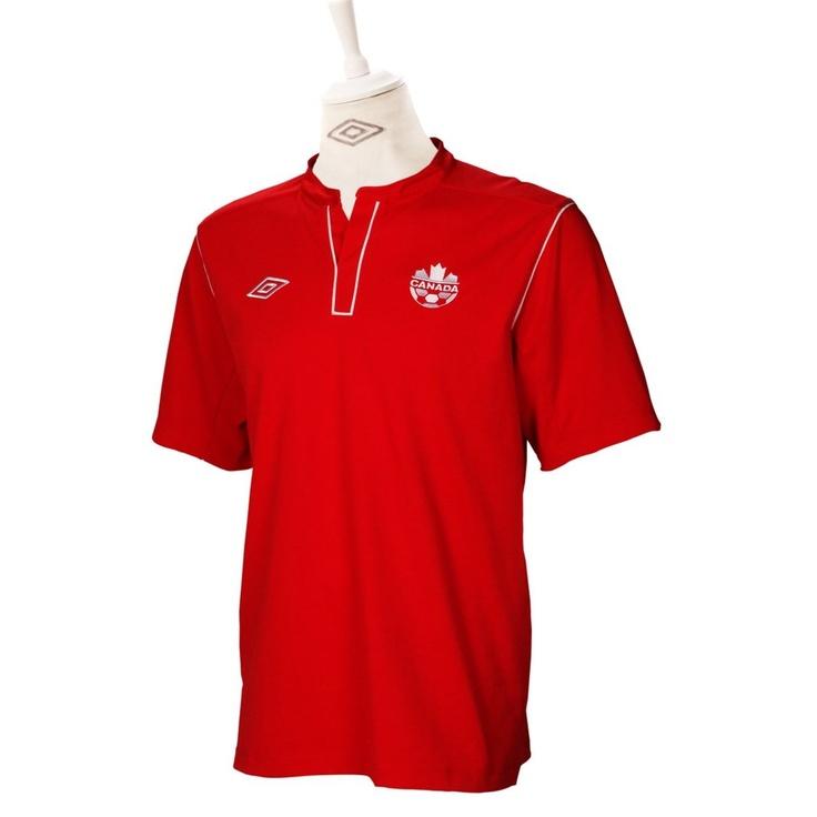 Umbro Canada Soccer Home Jersey