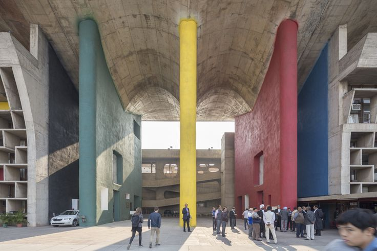 Image 1 of 59 from gallery of AD Classics: Master Plan for Chandigarh / Le Corbusier. Photograph by Laurian Ghinitoiu