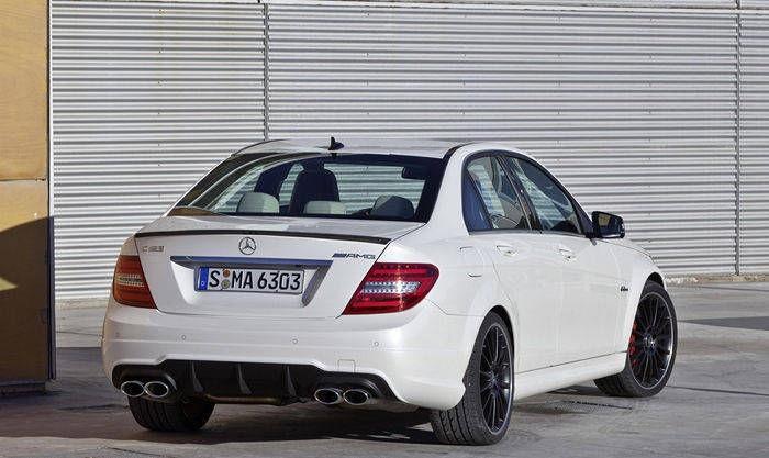Mercedes Clase C: la próxima generación será más grande y más ligera