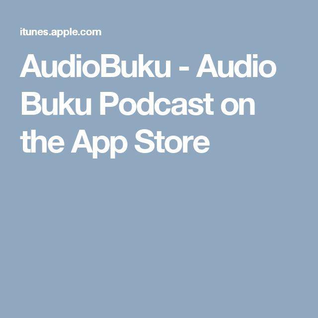 AudioBuku - Audio Buku Podcast on the App Store