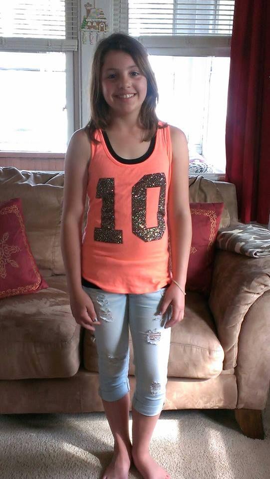 Hot 8th graders girls clothing