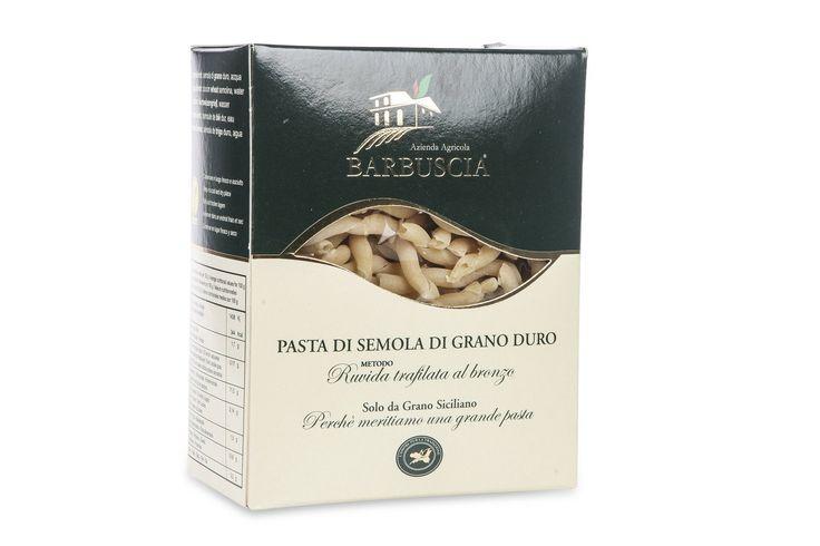 Pasta Busiata semola di grano duro. Prezzo: 3,30€
